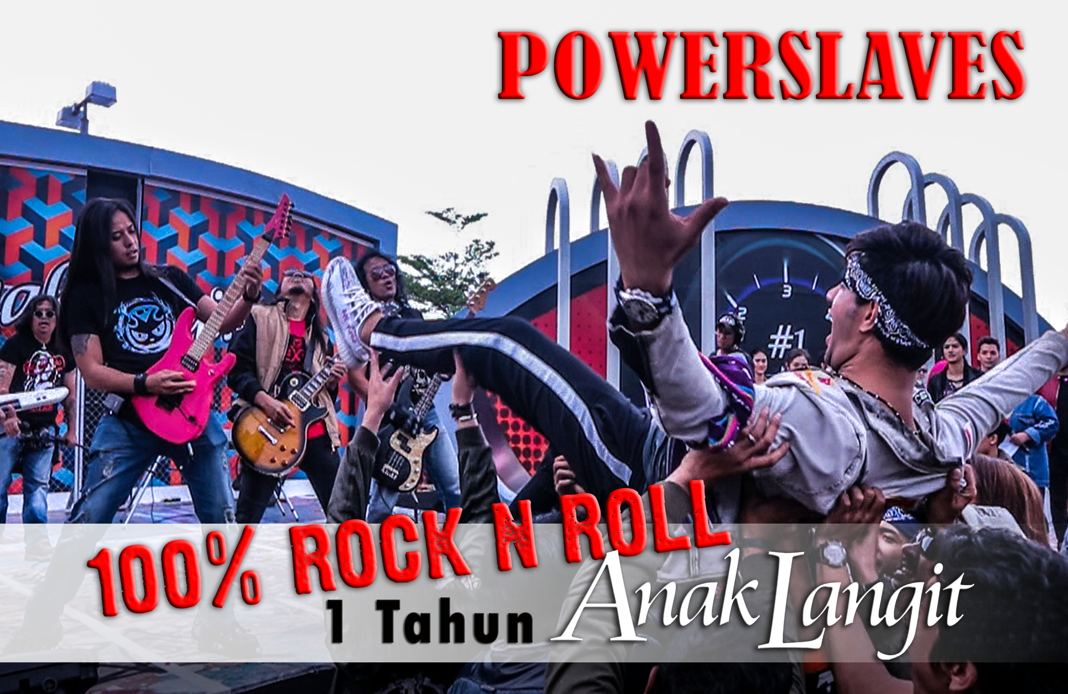 NSP/RBT/I-ring OST. ANAK LANGIT 100% ROCK N ROLL, SONG FOR THE LOVERS DAN TERUS